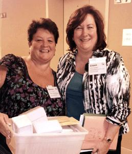Doreen and Eileen